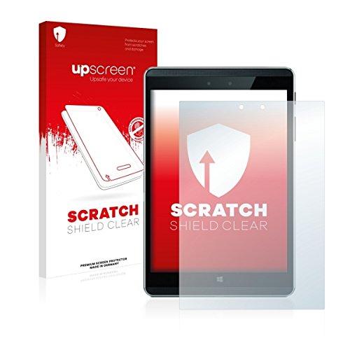 upscreen Scratch Shield Clear Bildschirmschutz Schutzfolie für HP Pro Tablet 608 G1 (hochtransparent, hoher Kratzschutz)