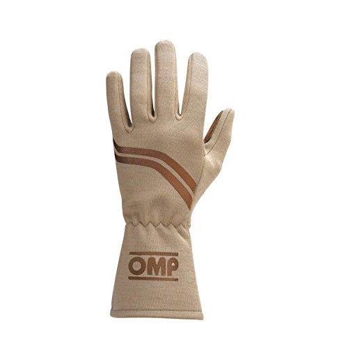 OMP OMPIB/746/M/M Dijon Guantes Diseño Vintage con Suede Inserciones,