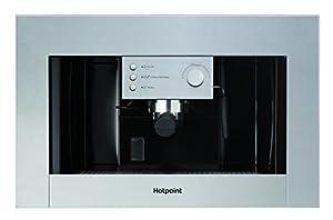 Hotpoint CM 5038 IX H Built-in Coffee machine - Stainless Steel