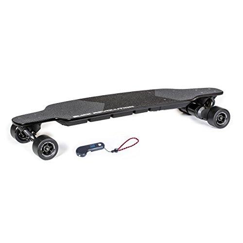 Flex-eboard Skateboard électrique 2x 1200W moteurs, Rough Stuff Roues, 22/H Top Speed....