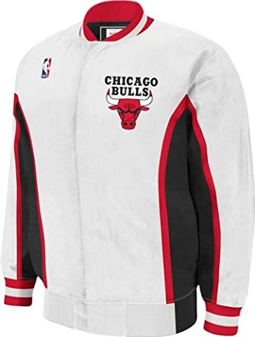 Chicago Bulls Mitchell & Ness NBA Authentic 92-93 Warmup Snap