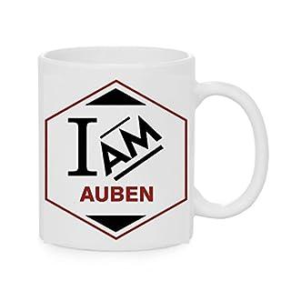 I am Auben Offical Mug