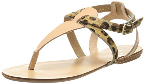 Pieces  Cathie,  Sandali donna Beige Beige 41