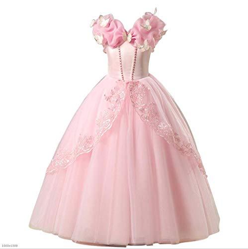 Cosplay Rolle Spielen Mädchen Kleid Märchen Cinderella Kostüme -