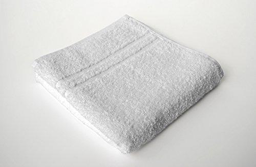 Telo bagno maxi da spa e centri benessere - Hotel Towel 100x151 Bianco