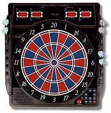 Dartautomat CB 50 mit 22 Spielen und 102 Varianten
