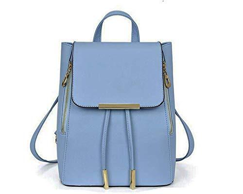 Best college bags flipkart in India 2020 JSPM® Girl's Blue Backpack Image 1