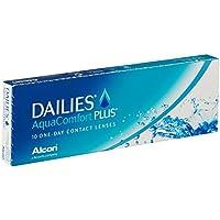 Dailies Aquacomfort Plus, 10er Plus Tageslinsen weich, 10 Stück / BC 8.70 mm / DIA 14.00 mm / -4.25 Dioptrien