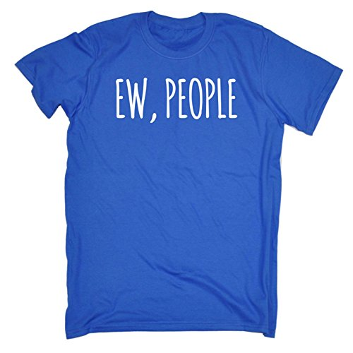 123t Funny Mens EW People T-Shirt Birthday Christmas Gift Novelty Present Clothing