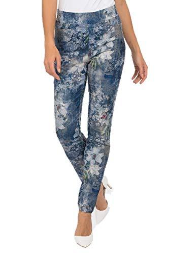 Joseph Ribkoff Blue Denim Pants Style - 191754 Spring Summer 2019
