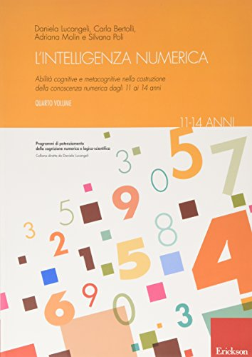 L'intelligenza numerica: 4