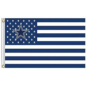 Ogquaton Rugbyball-Verein-Flagge Amerikanische Flagge für Fans der...