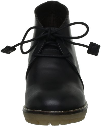 Stivaletti Donna Noir Blk Cari ASSN U Nero Leather S POLO a8qgz6cvX