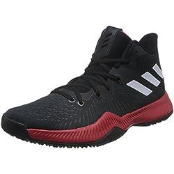 Adidas Mad Bounce, Zapatillas de Baloncesto para Hombre, Negro (Negbás/Ftwbla/Seamhe 000), 40 EU