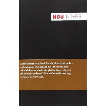 Neue Genfer Übersetzung (NGÜ) - Neues Testament + Psalmen