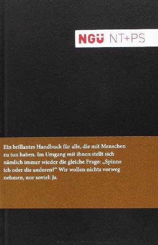 Preisvergleich Produktbild Neue Genfer Uebersetzung (NGU) - Neues Testament + Psalmen