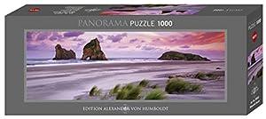 Heye 29816 Wharariki - Puzzle panorámico de Playa