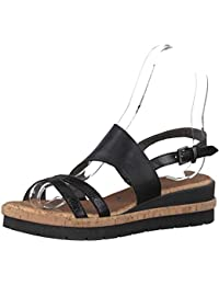c6372afcbd5875 Suchergebnis auf Amazon.de für  Tamaris - Sandalen   Damen  Schuhe ...