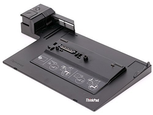 Lenovo ThinkPad Mini Dock Series 3 Type 4337 ohne Schlüssel für ThinkPad T400s, T410, T410i, T410s, T410si, T420, T420i, T420s, T420si, T510, T510i, A-WARE - Thinkpad Mini-dock