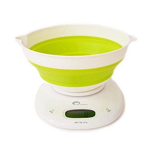 Little Balance 8064 Balance culinaire Blanc/Vert