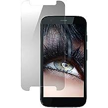 Protector de pantalla de vidrio templado para Motorola Moto G (2. generación -> 5'') - 0,3mm / Dureza 9H / 2.5D Arc Edge