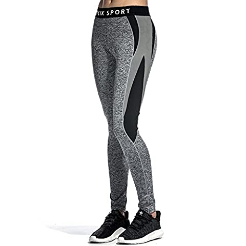 CtopoGo Damen Strumpfhose Jogginghose Leggings Tights für Sport Running Yoga Gymnastik