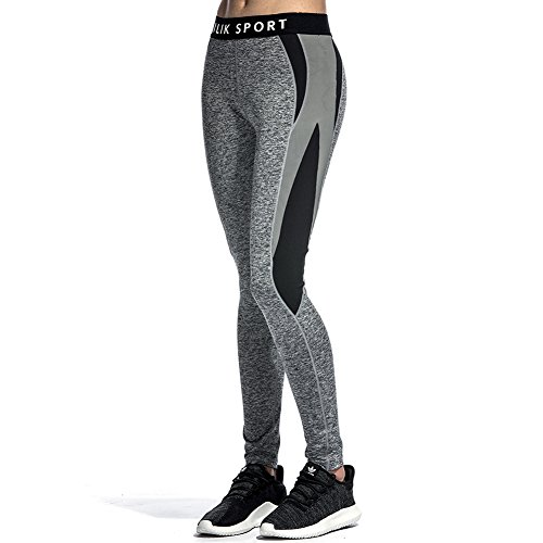 CtopoGo Damen Strumpfhose Jogginghose Leggings Tights für Sport Running Yoga Gymnastik