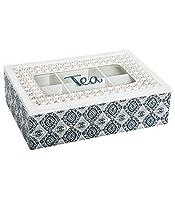 Atmosphera - Boîte à thé 6 Compartiments Collection Océan