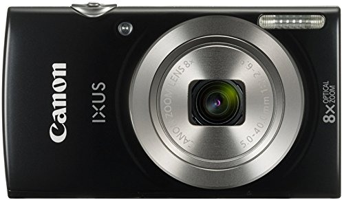 IXUS 185 Black Essential Kit, 1803C010 (Kit)