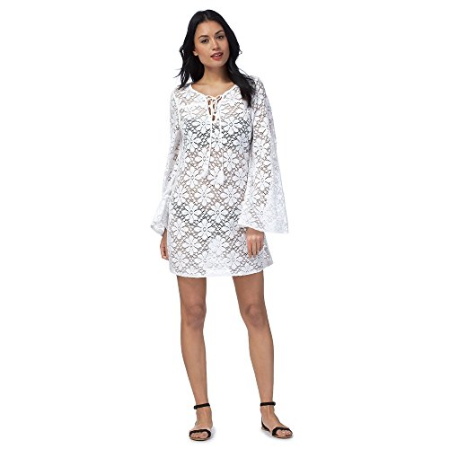 floozie-by-frost-french-womens-white-lace-bell-sleeved-dress-10