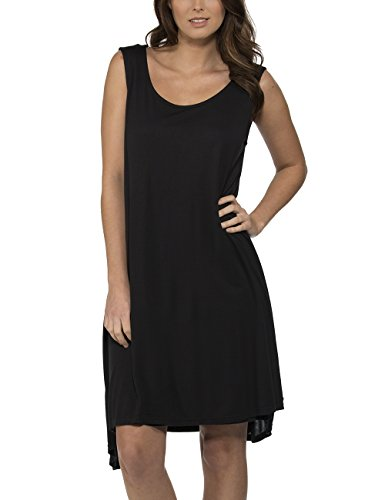 Bench Restore - Vestido para mujer, color negro, talla M