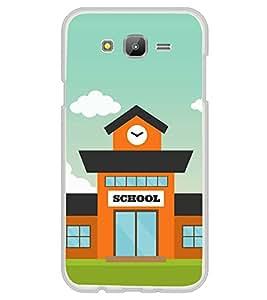 Fiobs Designer Back Case Cover for Samsung Galaxy Grand 3 :: Samsung Galaxy Grand Max G720F (School Symbols Study)