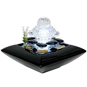 Zen' Arôme, Fontanella decorativa da interni Cristal Line Magesto