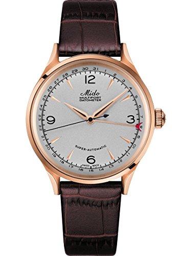 Mido orologio edizione limitata acciaio pvd cinturino pelle M036.407.36.031.00