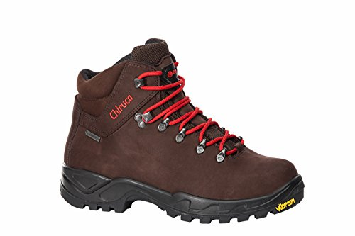 CHIRUCA ,  Scarpe da camminata ed escursionismo uomo Marrone Marrón-Rojo 40