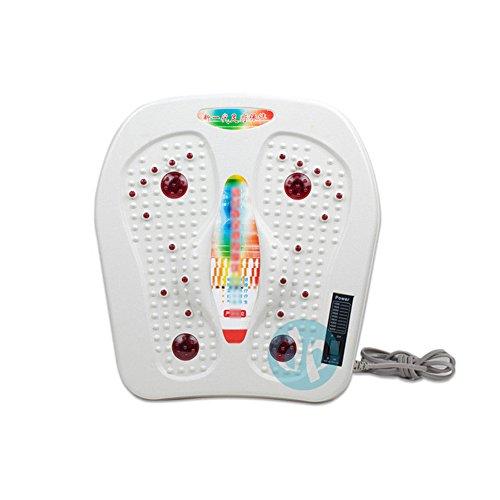 Zhanghaidong Fuß-Massagegerät mit Hitze-Elektrischer Tiefer Knetender Shiatsu-Fuß-Massage-Maschine mit Für Plantarfasziitis, Heilen Sporn-Schmerz, Massieren Müde Füße Für Innenministerium-Gebrauch