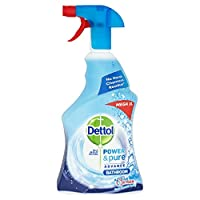 Dettol Spray Power and Pure Bathroom - 1 L