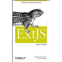 ExtJS - kurz & gut (O'Reillys Taschenbibliothek)