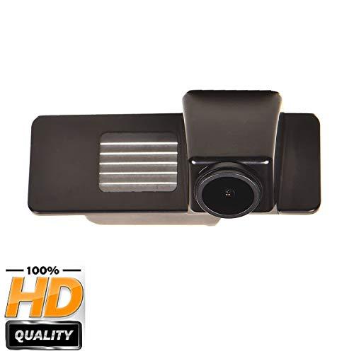 170 ° HD Kamera 1280 x 720P Wasserdicht IP69K Rückfahrkamera Nachtsicht Nummernschildbeleuchtung für Chevrolet Aveo 2012 2013 2014 Cruze Equinox Trax Trailblazer Opel Mokka
