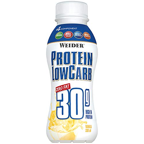 Weider Protein Low Carb (12x330ml) Vanille