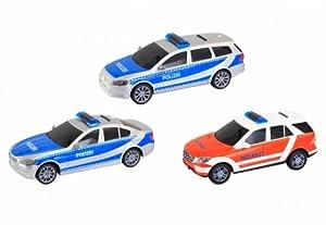 Vedes Großhandel-Ware 0033107358SZ Uso Vehículos 1: 18, Light y Sonido, Surtidos