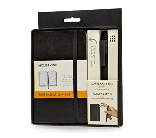 moleskine-pocket-notebook-and-classic-click-roller-pen-05mm-bundle