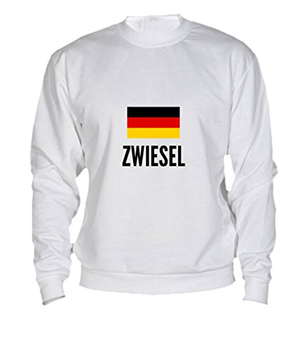 Produktbild Sweatshirt Zwiesel city White