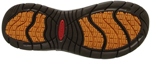 Jambu Hudson Femmes Toile Sandale de Sport Brown-Orange