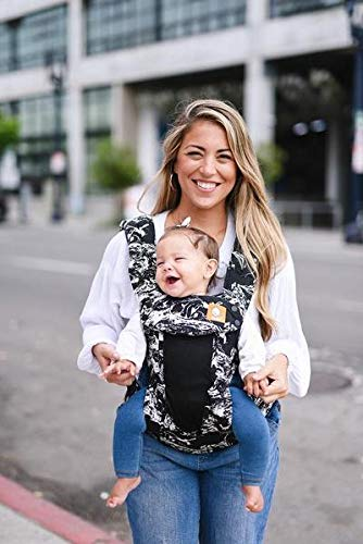 Baby Tula Coast Explore Mesh Baby Carrier 3 2 - 20 4 Kg, Adjustable Newborn  To Toddler Carrier, Multiple Ergonomic Positions Front/Back, Breathable -