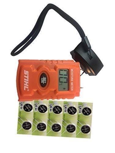 Mt15 Zwei Pins Digital Holz Feuchtigkeit Meter 0-99.9% Holz Feuchtigkeit Tester Holz Damp Detector Mit Große Lcd Display Und Ein Langes Leben Haben. Werkzeuge