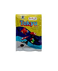 Tokyu spirulina special fish food 20gm Pack. (3)