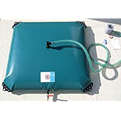 EDENEA Kit citerne Souple récupération Eau de Pluie 500L