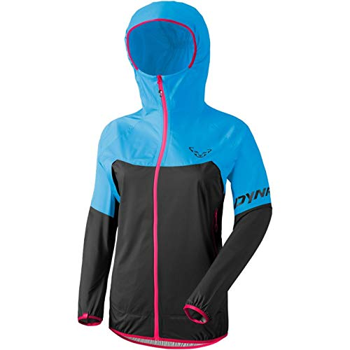 Dynafit Transalper Light 3L W Damen Jacke, Farbe:Methyl Blue, Größe:Gr. 38/M -