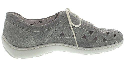 Waldläufer , Sneakers Basses femme Gris